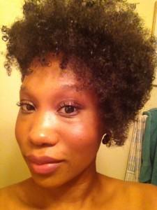 Cantu Shea Butter Hairstyle