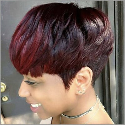 Short Quick Weave Hairstyles for 2018  Black Hair Ology