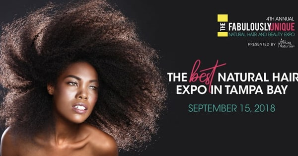 Fabulously Unique Natural Hair Amp Beauty Expo September 15