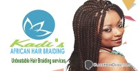 Kadi African Hair Braiding - Black Hair Salon located in ...
