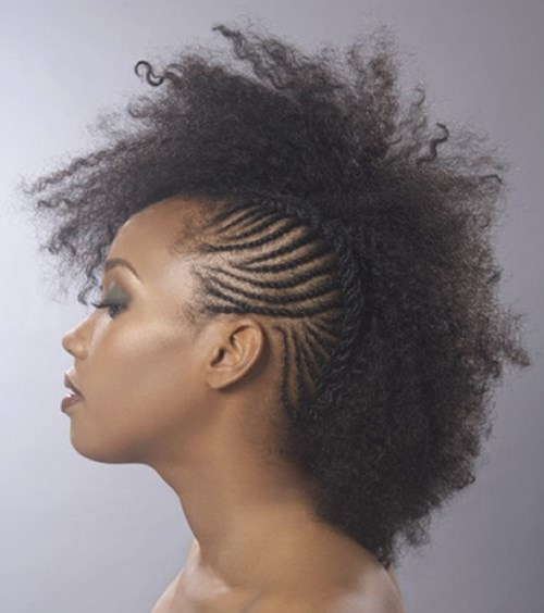 Reinventing Hairstyles Of The 80s And 90sBlack Hair Style Black