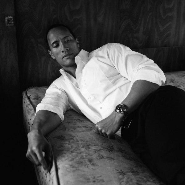 The Rock Dwayne Johnson Magazine