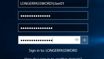 Your Password Is    wait for it    NOT Always Encrypted - Black