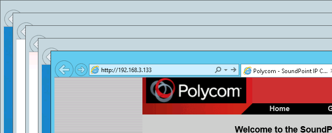 Web Server Screenshots with a Single Command