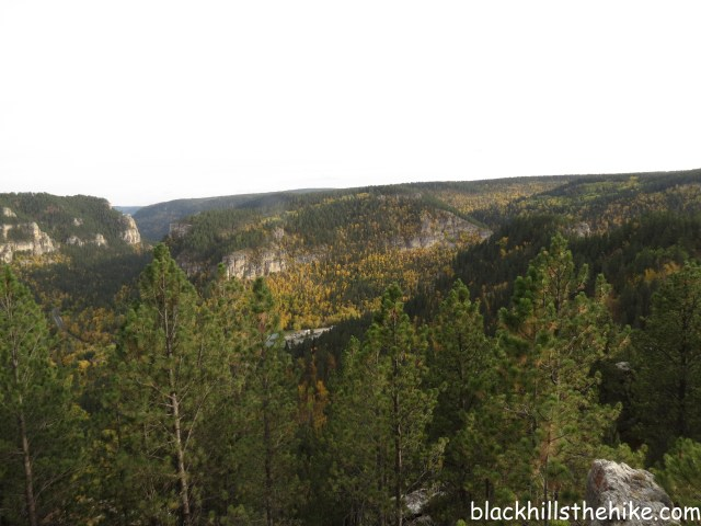 Spearfish Canyon – Buzzard's Roost View (Things To Do in Spearfish Canyon)
