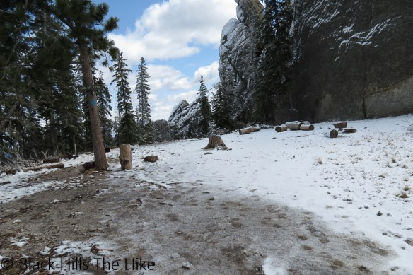 End of Trail Cathedral Spires