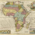 1710 Map of Judah In Africa