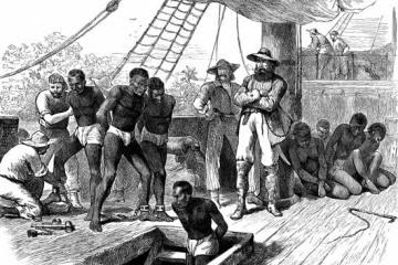 Israelite Slavery In America: The Origin of Africans In America