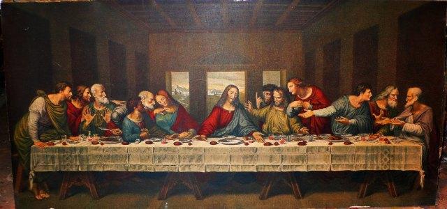 Leonardo DaVinci - The Last Supper