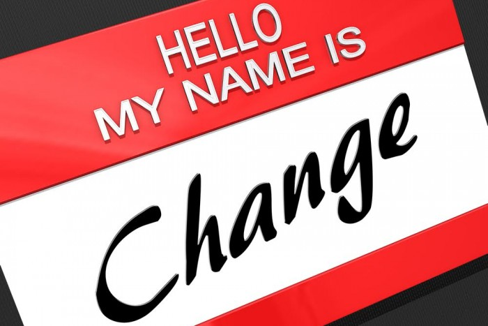 Behold A New Name – No Longer A Byword