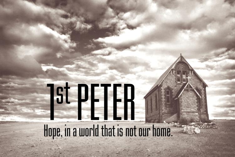Unlocking 1 Peter – Sneak Peek