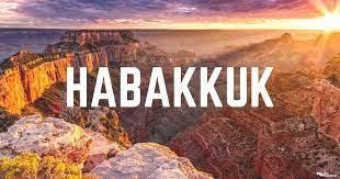 Habakkuk 3 (KJV)