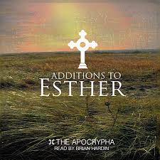 Additions To Esther 16 (KJV)
