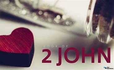 2 John 1 (KJV)