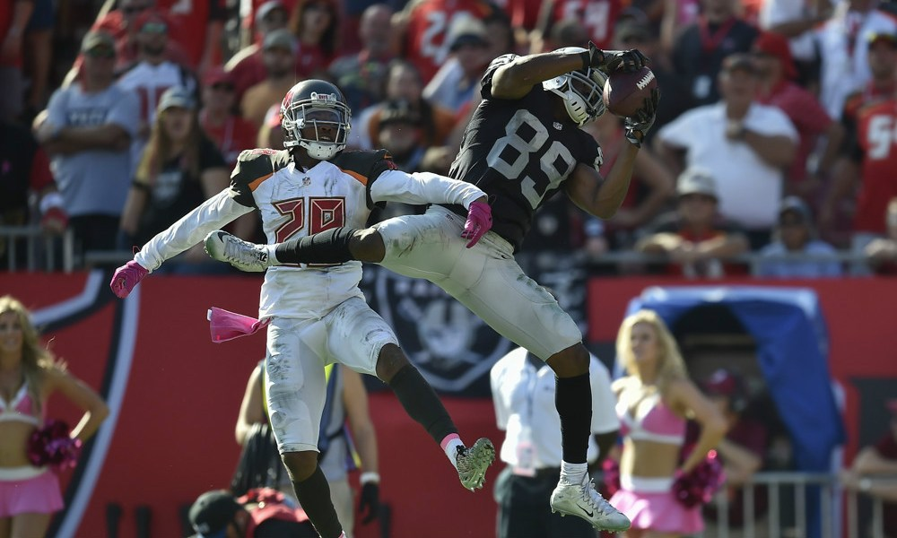 Is it possible the Raiders won't want to re-sign Amari Cooper in a few years?