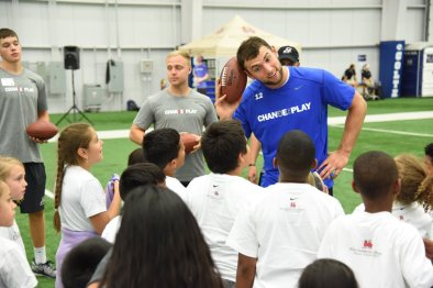 andrew luck charity
