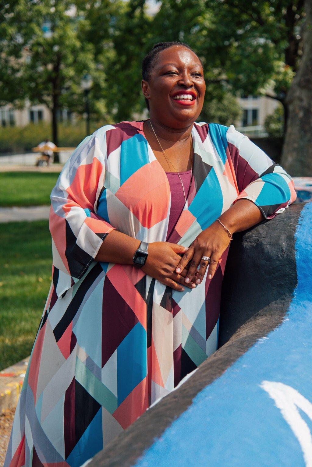 Kishana Taylor MS, PhD