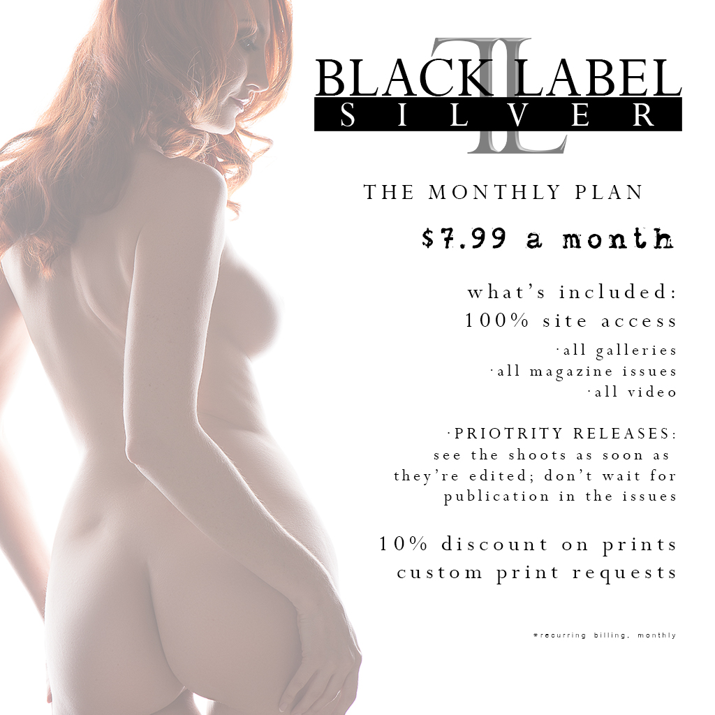 join black label magazine, julie ernes nude, glass olive nude, olive glass, nude art magazine, nude photography, black label beauties, membership, naked, exotic, luxury