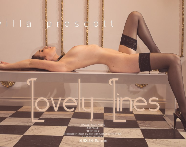 playboy cyber girl, Willa Prescott, nude art, video, black label magazine, brunettes, natural tits,