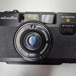 Minolta Hi-Matic S