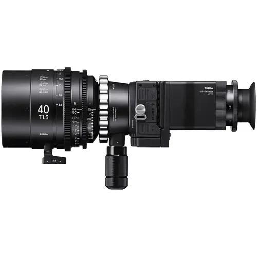 Sigma MC-31 Mount Converter/Lens Adapter (PL-Mount Lenses to L-Mount Camera)