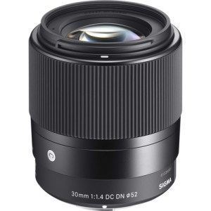 Sigma 30mm f/1.4 DC DN Contemporary