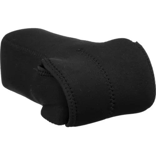 OP/TECH USA D-SLR Zoom Digital D-Series Soft Pouch (Black)