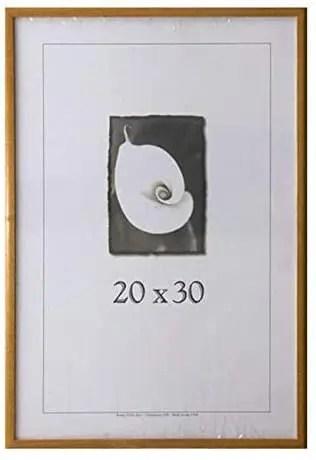 Economy Frames, 20 x 30, Honey