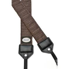 Mod Camera Strap Brown Suit