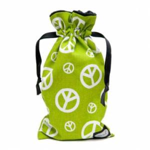 Mod 240 Peace Sign Bag