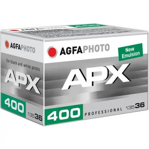 Agfa APX 400