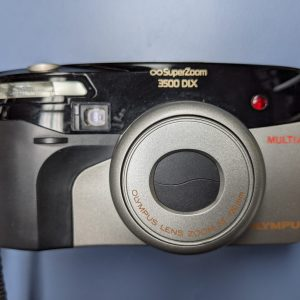 Olympus Super Zoom 3500 DLX 35mm Film Camera