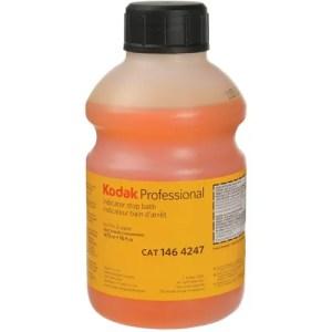Kodak Indicator Stop Bath