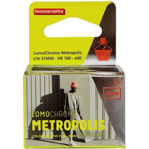 Lomography LomoChrome Metropolis 100-400 Color Negative Film