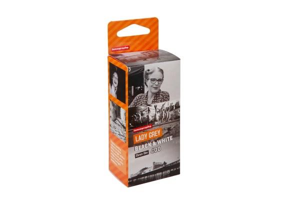 Lomography Lady Grey 400 Black and White Negative Film