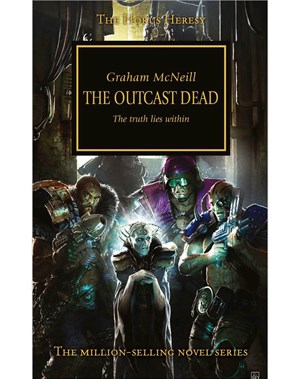 Horus Heresy The Outcast Dead book cover