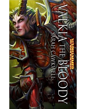 Valkia the Bloody book cover