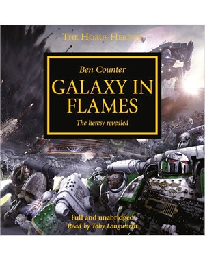 Galaxy in Flames (abridged audio book)
