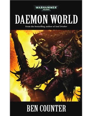 Daemon World book cover