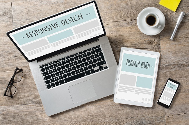 the difference between mobile app and responsive website