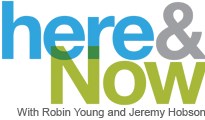 Here and Now Logo
