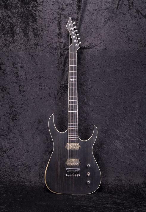 The 21St Century Blackmachine Guitar Style  Modern Mojo Guitars-5413