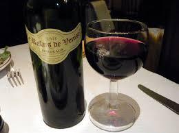 De wijn van relais de venise