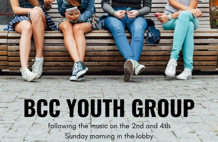 Youth Event – March 21st