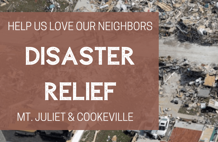 Special Disaster Relief Offering