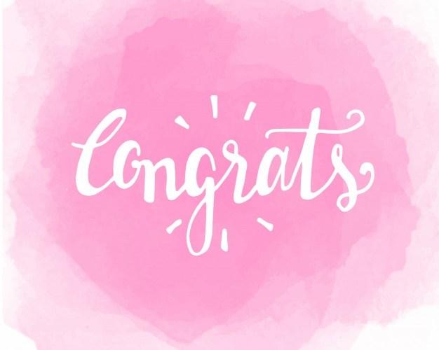 Congrats!!!!