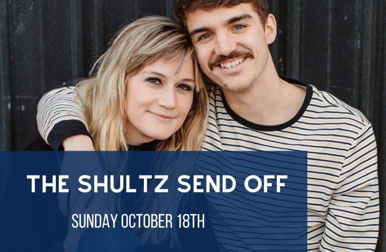 The Shultz Send Off