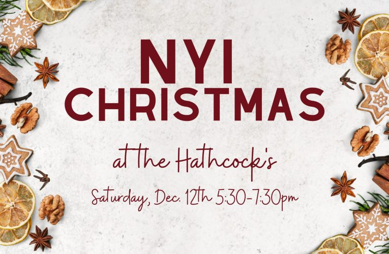 December NYI Event: Christmas Party