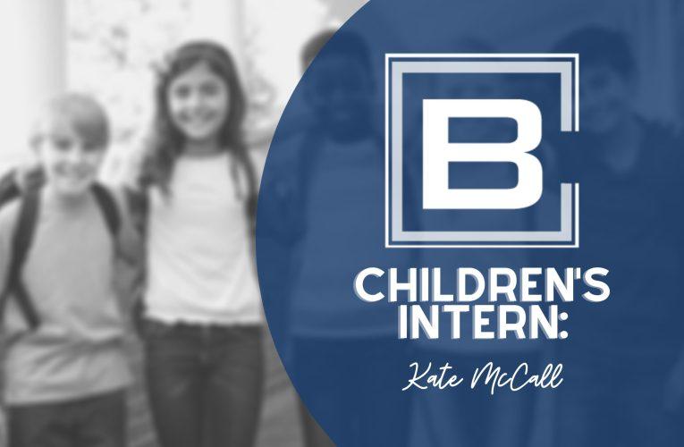 BCC Children's Intern