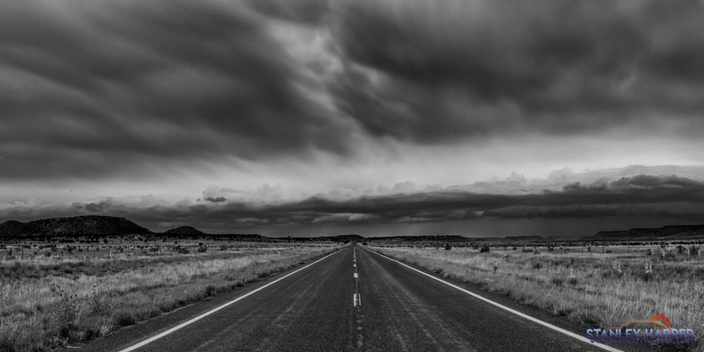 New Mexico Thunderstorm